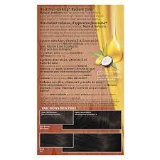 Beautiful Brown Color Nuance Amazon Com Clairol Natural Instincts 28 Nutmeg Dark Brown 1 Kit