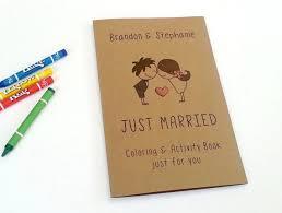 kids wedding coloring book wedding favor kids wedding