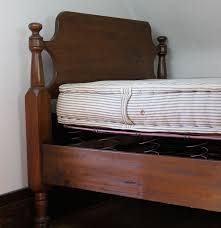 Antique Jenny Lind Twin Bed by Antique Colonial Style Wood Twin Bed Ebth