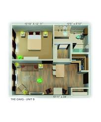 Assisted Living Facility Floor Plans by Assisted Living Apartments Comfort Of Home Floor Plans The Oaks