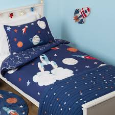 Space Bed Set Outer Space Printed Bedset At New Ben S Bedroom