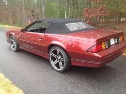1989 z28 camaro for sale massachusetts 1987 1 2 camaro iroc z28 convertible 20th third