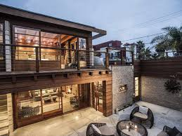 outstanding luxury homes made from shipping containers also
