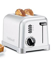 Fiesta Toaster Cuisinart Cpt 160 Toaster 2 Slice Classic Brushed Chrome