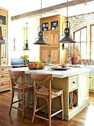 Rustic Island Lighting Kitchen Island Lighting Rustic Rustic Kitchen Island Pendant