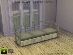 thenumberswoman u0027s shabby bargain shabby chic kids day bed