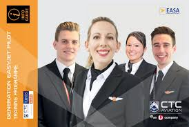 generation easyjet airline pilot training programme info guide by