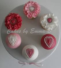 personalised cupcakes for some lucky work colleagues x 64 best valentines day cakes images on biscuits