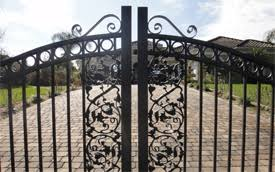 ornamental iron work for your volusia county home