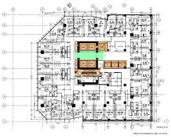 hotel restaurant floor plan revised plans for under construction exchange tower consist of 202