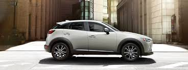 where does mazda come from the 2017 mazda cx 3 come with a navigation system