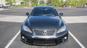 lexus is f usa just like new 1 550 miles on a u002708 lexus is f rare cars for