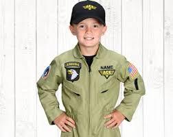 Boys Military Halloween Costumes Boys Costume Etsy