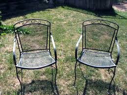 Antique Rod Iron Patio Furniture by Patio Ideas Vintage Patio Furniture Cushions Vintage Wrought