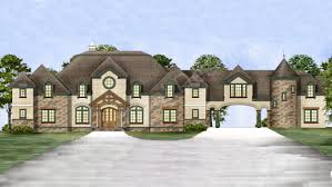 house plans with porte cochere chastain castle house plans porte cochere house plans
