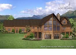 golden eagle log and timber homes floor plan details lakehouse