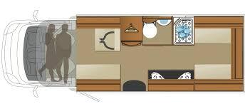 motorholme hire 5 6 u0026 7 berth motorhomes in the north west uk