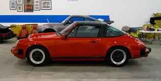 1986 porsche 911 targa 1986 porsche 911 targa guards black 44 725