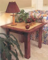 Plans For A Simple End Table by Wood Table Furniture Wood Plans Cheap Wood Projects Free