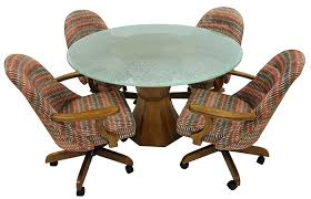 Dining Room Sets With Wheels On Chairs Dinettes Dining Room Furniture Tables U0026 Matching Chair Sets