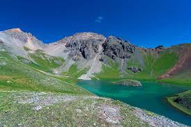 colorado lakes images Island lake in colorado jpg