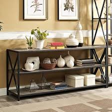 Low Bookcases With Doors Low Horizontal Bookcases You Ll Wayfair