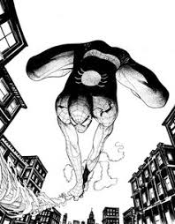 bear1na spider man sketch by simone bianchi drawing ideas