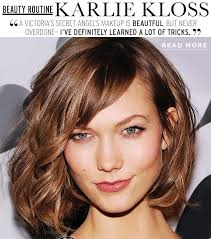 karlie kloss hair color karlie kloss summer beauty picks byrdie