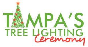 Christmas Tree Lighting Tampa U0027s Tree Lighting Ceremony City Of Tampa