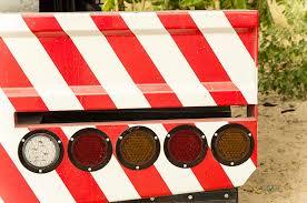 round led truck trailer lights w built in flange 5 1 2