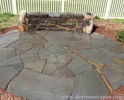 brilliant brick and stone patio ideas tags stone patio ideas