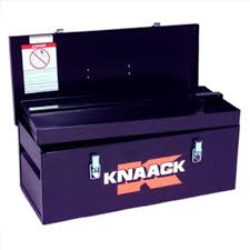 Ford Ranger Truck Tool Box - knaack hand held tool boxes secure jobsite storage inlad