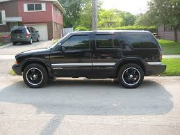 jeep jimmy murderedoutgmc 1999 gmc jimmy specs photos modification info at