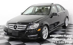 mercedes c class amg 2013 2013 used mercedes c300 4matic awd amg sport package