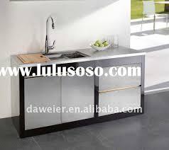 kitchen sink furniture kitchen stainless steel kitchen sink cabinet throughout