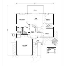 Floor Plans With Dimensions Model 1304 U2013 3br 2ba Southern Integrity Enterprises Inc