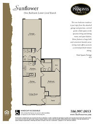 preserves north floor plans palazzolo brothers