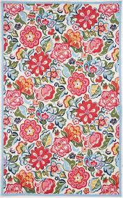 marcella vera bradley signature vby060a hope garden closeout area rug