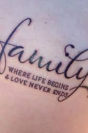 family where begins never ends mix beautiful