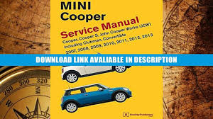 online book mini cooper r55 r56 r57 service manual 2007 2008