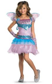 Deluxe Kids Halloween Costumes Winx Club Bloom Deluxe Child Costume Winx Club Costumes