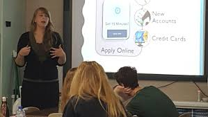high school health class online spencer students learn about pajama banking hub city times