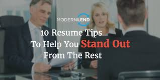 resume exles for accounting students meme augusta 10 resume tips to make yours stand out from the rest modernlend blog