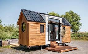 house builder enchanting tiny home combines rustic charm and modern