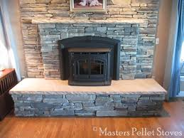 pellet stove fireplace insert binhminh decoration