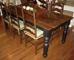 How To Build Farm Table by Dining Room Awesome And Beautiful Rustic Dining Room Table