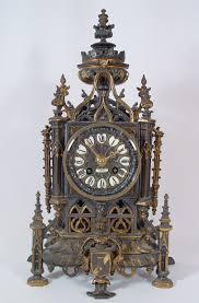 gothic clocks ferrebeekeeper