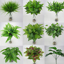 artificial plants outdoor plants floral decor ebay