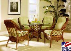 rattan u0026 wicker furniture made in the usa choose from living room