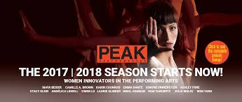 Montclair Campus Map Peak Performances Arts U0026 Cultural Programming